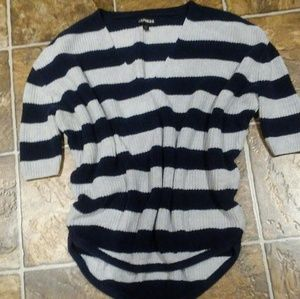 Express Sweaters - Express short sleeve sweater